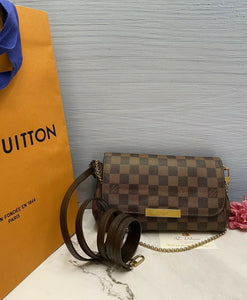 Vuitton Favorite PM Damier Ebene (FL2183)