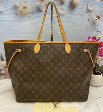 Load image into Gallery viewer, Neverfull GM Monogram Beige Tote (SP3151)