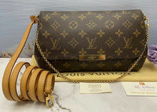 Load image into Gallery viewer, Louis Vuitton Favorite MM Monogram Purse (SA1105)