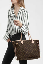 Load image into Gallery viewer, Louis Vuitton Neverfull MM Monogram (SP0127)
