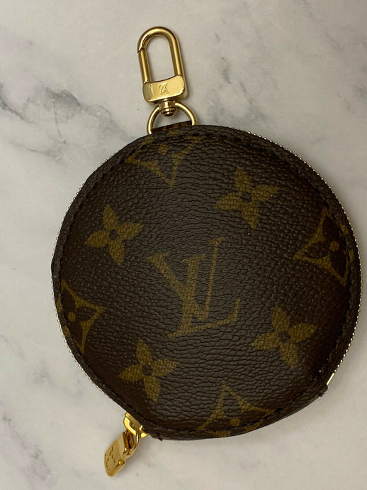 BRAND NEW Louis Vuitton Monogram Multi Pochette Accessories Coin Purse