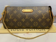 Load image into Gallery viewer, Louis Vuitton Eva Monogram Clutch (DU0059)