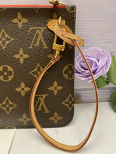 Load image into Gallery viewer, Louis Vuitton Neverfull MM/GM Monogram Cherry Clutch (SD0126)