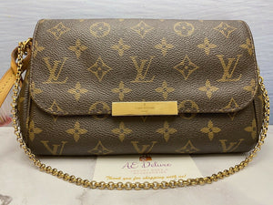 Louis Vuitton Favorite PM Monogram (FL3193)