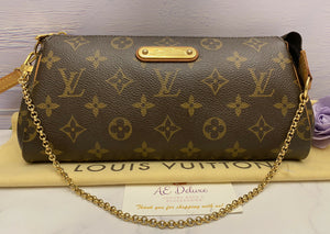 Louis Vuitton Eva Monogram Clutch (AA1078)
