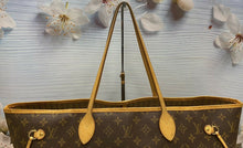 Load image into Gallery viewer, Louis Vuitton Neverfull GM Monogram Beige Tote Handbag Purse (FL0058)