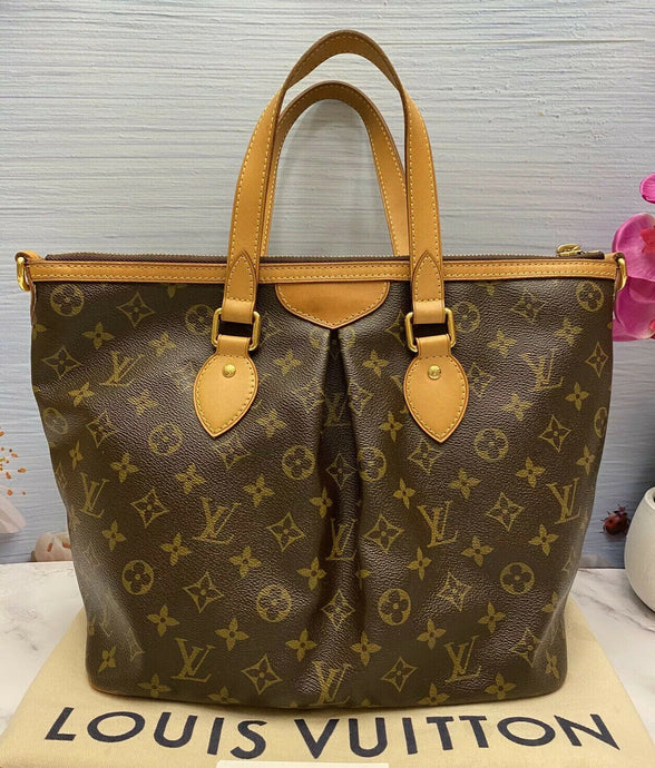 Louis Vuitton Palermo PM Shoulder Crossbody  (SR4101)