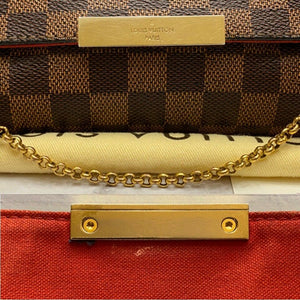 Louis Vuitton Favorite MM Damier Ebene (DU4145)