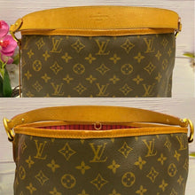 Load image into Gallery viewer, Louis Vuitton Delightful MM Monogram NM Pink Shoulder (CT1135)