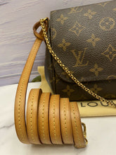 Load image into Gallery viewer, Louis Vuitton Favorite MM Monogram Clutch Purse (SA4104)