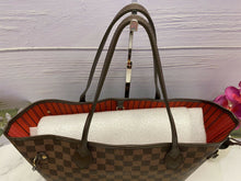 Load image into Gallery viewer, Louis Vuitton Neverfull MM Damier Ebene (SF1195)
