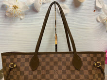 Load image into Gallery viewer, Louis Vuitton Neverfull MM Damier Ebene Tote (AR4186)