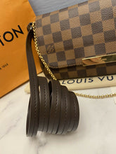 Load image into Gallery viewer, Louis Vuitton Favorite PM Damier Ebene (SA2146)
