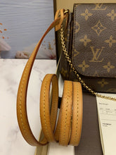 Load image into Gallery viewer, Louis Vuitton Favorite MM Monogram Bag (SD3194)