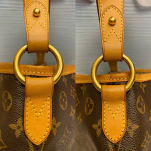 Load image into Gallery viewer, Louis Vuitton Delightful MM Monogram Beige Shoulder Bag (FL3162)