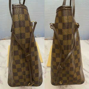 Louis Vuitton Neverfull MM Damier Ebene (SP2028)