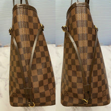 Load image into Gallery viewer, ❤️ Louis Vuitton Neverfull MM Damier Ebene Tote (TJ0144) ❤️