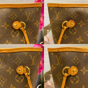 Louis Vuitton Neverfull MM Monogram Beige (CA4088)