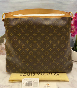Louis Vuitton Delightful MM Monogram Shoulder (MI1180)