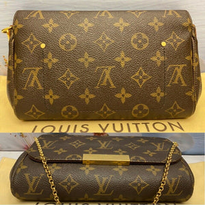Louis Vuitton Favorite PM Monogram (DU3183)