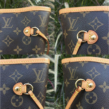 Load image into Gallery viewer, Louis Vuitton Neverfull MM Monogram Cherry (AR0166)