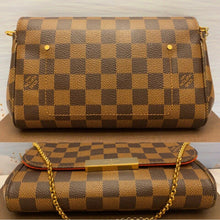 Load image into Gallery viewer, Louis Vuitton Favorite PM Damier Ebene Bag (SA3196)