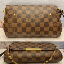Load image into Gallery viewer, Vuitton Favorite PM Damier Ebene (FL2183)