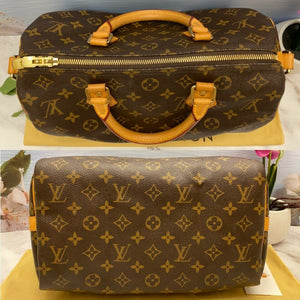 Louis Vuitton Speedy 30 Bandouliere (CT0189)