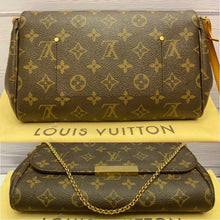 Load image into Gallery viewer, Louis Vuitton Favorite MM Monogram Clutch (SA4164)