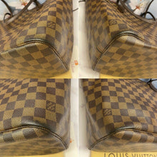 Load image into Gallery viewer, Louis Vuitton Neverfull MM Damier Ebene (SP2028)