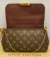 Load image into Gallery viewer, Louis Vuitton Favorite MM Monogram Clutch (FL5103)