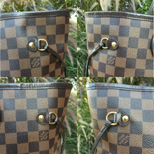 Load image into Gallery viewer, Louis Vuitton Neverfull MM Damier Ebene (SF0155)