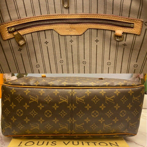 Louis Vuitton Delightful GM Purse (FL4160)