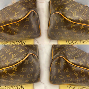 Louis Vuitton Delightful MM Monogram Shoulder Bag(FL2183)