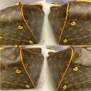 LOUIS VUITTON TIVOLI GM MONOGRAM SATCHEL (SP5009)