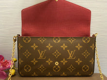Load image into Gallery viewer, Louis Vuitton Felicie GM Monogram Fuchsia (NZ2159)