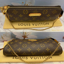 Load image into Gallery viewer, Louis Vuitton Eva Monogram Clutch (AA2162)