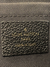 Load image into Gallery viewer, Louis Vuitton Black Pallas Noir Clutch Crossbody Bag (CA4195) + Box