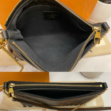 Load image into Gallery viewer, Vuitton Pallas Noir/Black Clutch (GI2187)