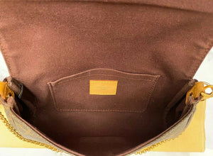 Louis Vuitton Favorite PM Monogram Bag (SD4133)