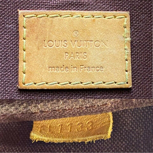 Louis Vuitton Favorite MM Monogram Chain (FL1133)