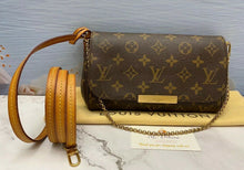 Load image into Gallery viewer, Louis Vuitton Favorite PM Monogram Bag (SD4133)