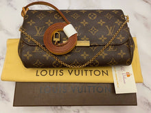 Load image into Gallery viewer, Louis Vuitton Favorite MM Monogram Purse (DU0173)