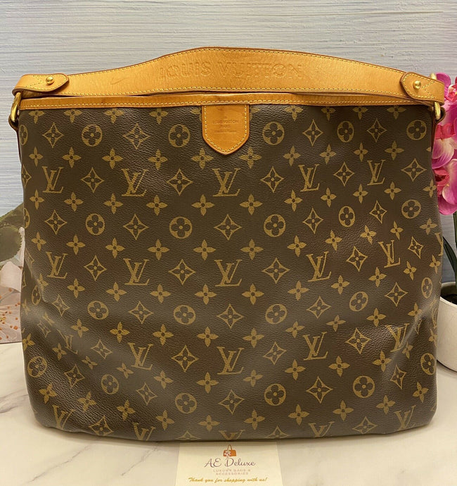 Louis Vuitton Delightful MM Monogram Beige (FL2182)