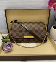 Load image into Gallery viewer, Louis Vuitton Favorite PM Damier Ebene (FL1134)