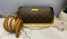 Load image into Gallery viewer, Louis Vuitton Eva Monogram Clutch Bag (AA3190)