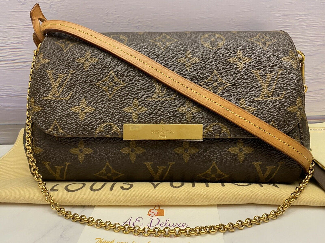 Louis Vuitton Favorite PM Monogram (DU0153)