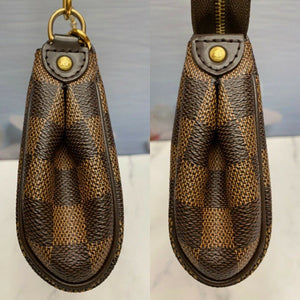 Louis Vuitton Eva Damiar Ebene Clutch Bag (AA1151)