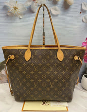 Load image into Gallery viewer, Louis Vuitton Neverfull MM Monogram Cherry (AR2168)