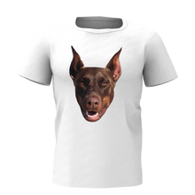 Custom Face Funny Dog T-shirt Pet - MyfaceTshirt